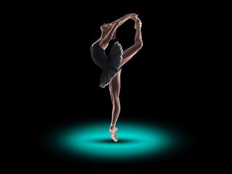 Dancer, Dance, Ballet, Dancing, Slippers, Tips