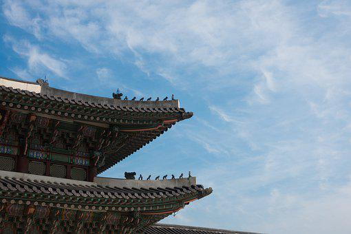 Palace, Building, House, Roof, Traditional, Old