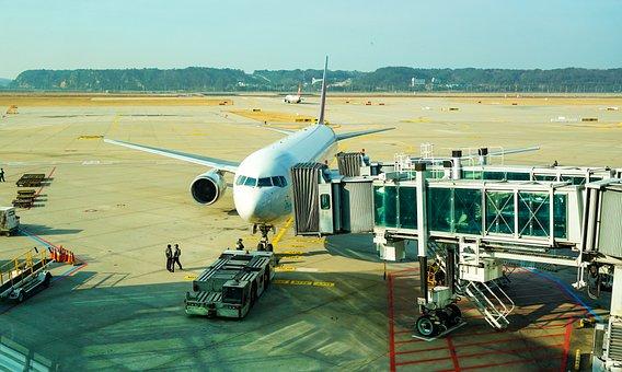 Airport, Aircraft, Boarding, Plane, Passenger Aircraft