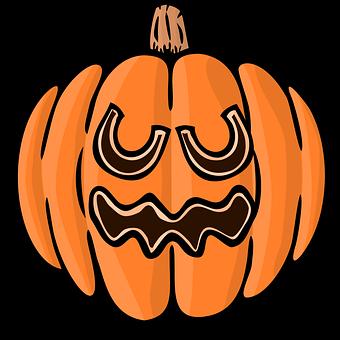 Pumpkin, Face, Carving, Jacko Lantern, Halloween