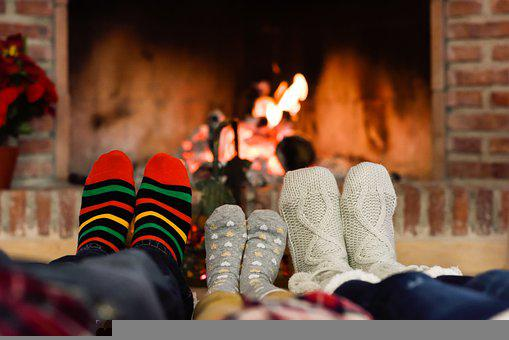 Feet, Socks, Cozy, Comfortable, Family, Legs, Footwear