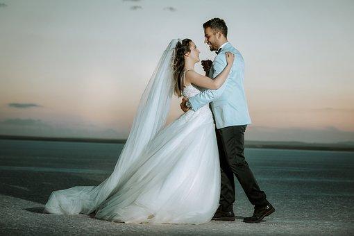 Couple, Marriage, Wedding, Groom, Bride, Man, Woman