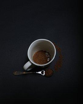Coffee, Mug, Coffee Powder, Instant Coffee, Cup