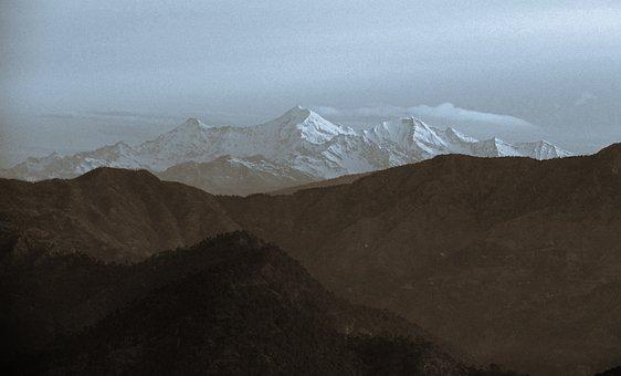 Landscape, Mountains, Mountain Range, Mountain Pass