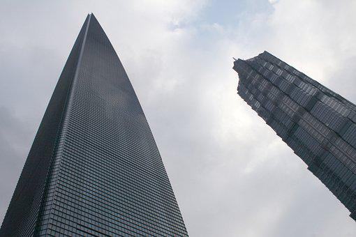 Skyscrapers, Buildings, Modern Buildings