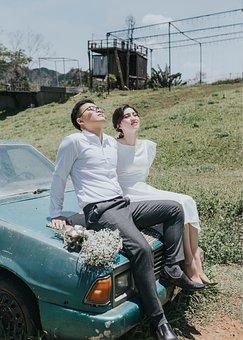 Wedding Photography, Wedding, Newlyweds, Couple