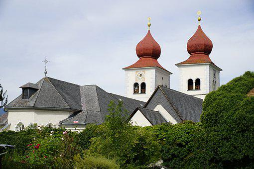 Church, Building, Monastery, Architecture, Landmark