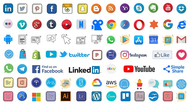Apps, Mobile, Icons, Marketing, Communication, Internet