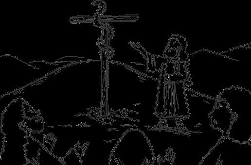 Bible, Jesus, God, Cartoon, Story, Ancient, Biblical