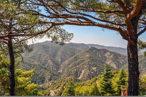 Landscape, Mountains, Countryside, Mountain Range