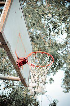 Basketball, Basketball Ring, Basketball Board, Sport