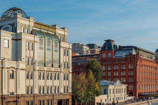 Architecture, Buildings, Facade, City, Cityscape