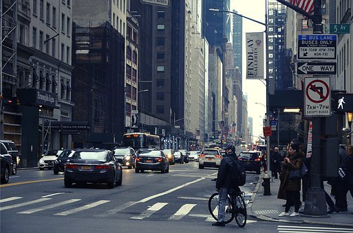 New York City, Cityscape, Urban, City, Buildings