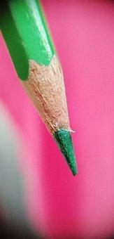 Pencil, Color, Draw, Paint, Colorful, Pen, Note