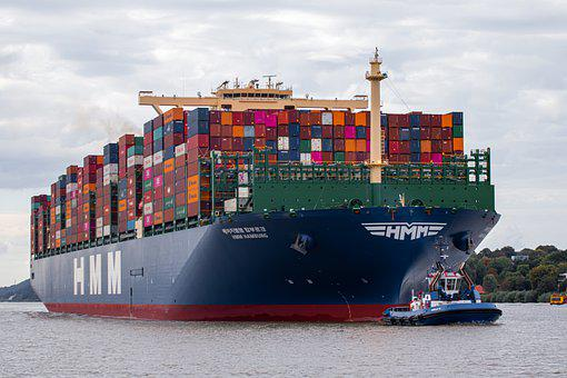 Ship, Container Ship, Cargo Ship, Shipping, Vessel