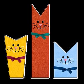 Cats, Kittens, Animals, Kitties, Pets, Cute, Ribbons