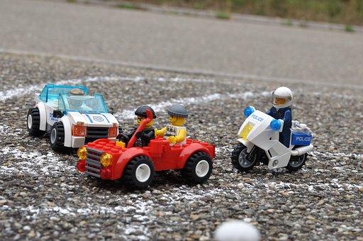 Lego, Toys, Miniature, Lego Models, Lego Police