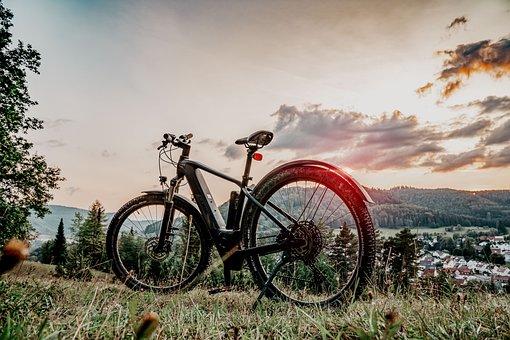 Mountain Bike, E-bike, Ebike, Bike, Mtb, Cycling