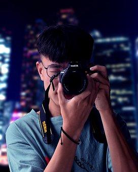 Camera, Nikon, Photography, Photographer