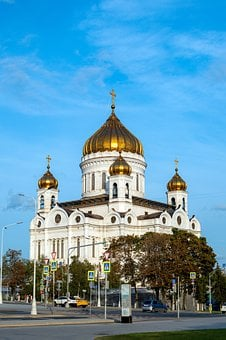 Christ The Savior Cathedral, Orthodox Cathedral
