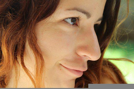 Portrait, Face, Woman, Model, Female Model, Profile