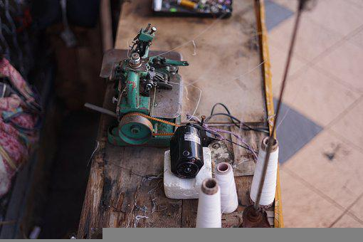 Sewing Machine, Sewing, Tailor, Classic Sewing Machine