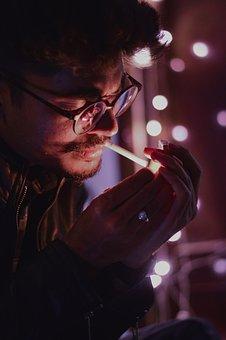 Smoking, Smoker, Smoke, Man Smoking