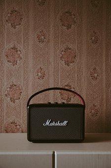 Marshal, Speaker, Marshall Speaker, Sound System