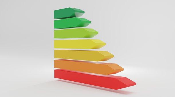 Chart, Graph, Bar, Table, 3d, Statistic, Arrow, Growth