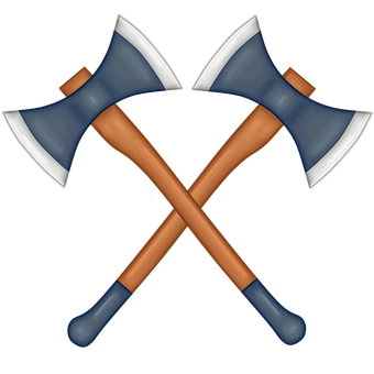 Axes, Double Ax, Tools, Viking Ax, Weapons, Crusades