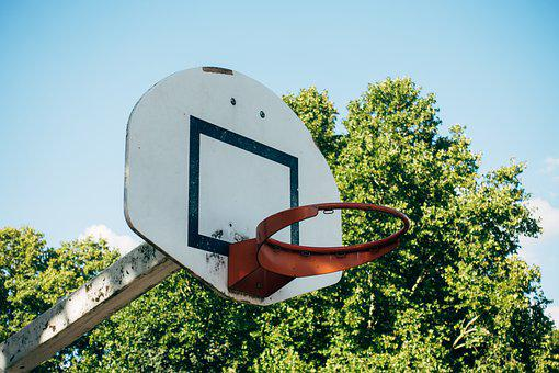 Basketball Board, Backboard, Basketball Ring