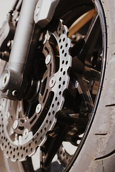 Motorcycle, Vehicle, Wheel, Brake, Motor, Transport