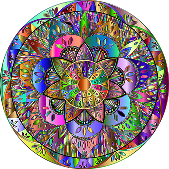 Mandala, Ornamental, Decoration, Decor, Decorative