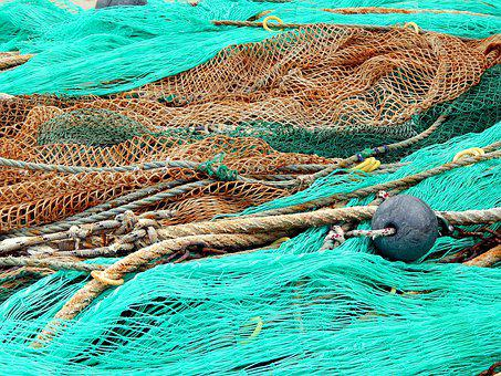 Nets, Fishing Nets, Fishing Equipment, Fishing Tools