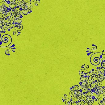 Floral Border, Floral Design, Floral Pattern, Floral
