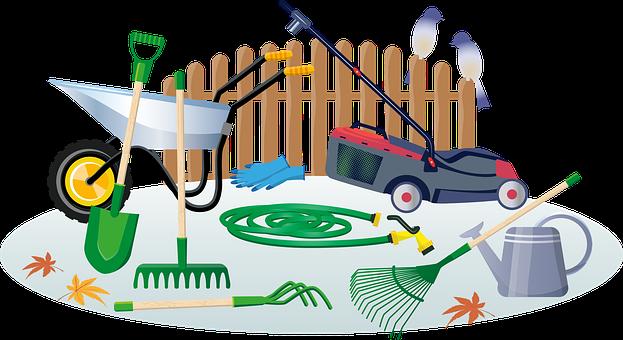 Gardening Tools Icon, Icon, Garden Tools