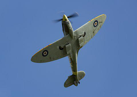 Ml407, Grace Spitfire, Supermarine Spitfire, Aircraft
