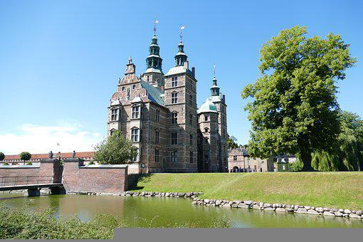Rosenborg Castle, Castle, Palace, Facade, Building