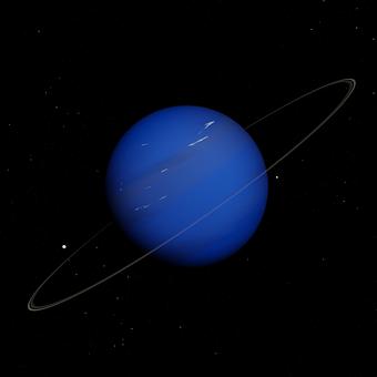 Neptune, Planet, Space, Celestial Body, Solar System