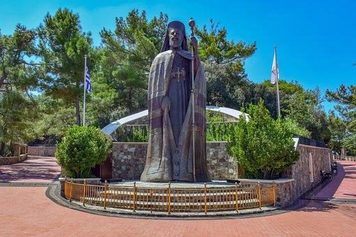 Statue, Sculpture, Monument, Leader, Archbishop