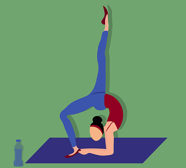Yoga, Exercise, Fitness, Icon, Yoga Icon