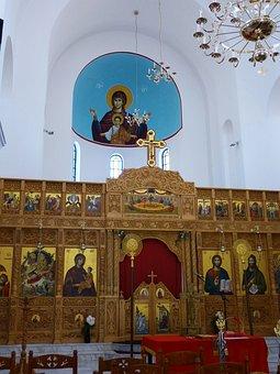 Albania, Skoder, Church, Orthodox, Religion, Dome