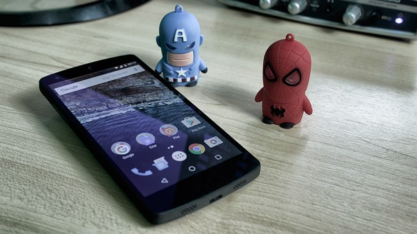 Nexus 5, Android, Smartphone