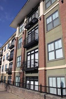 Condo, Apartment, Complex, Architecture, Modern, Estate