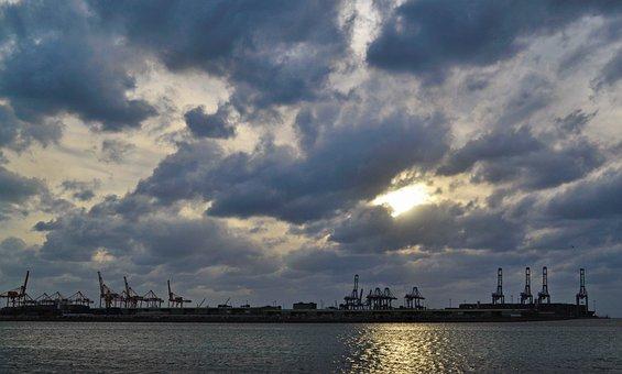 Jeddah, Saudi, Arabia, Seaport