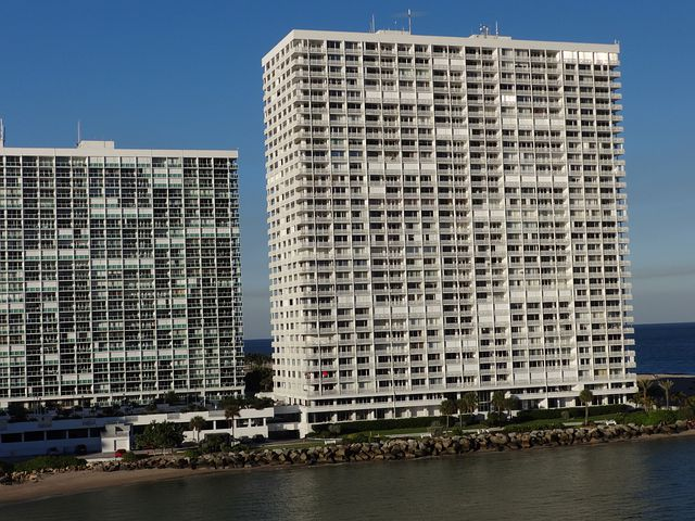High Rise, Condos, Buildings, Lauderdale, Architecture