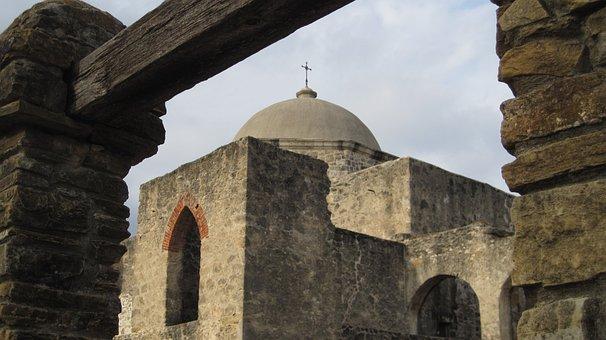 Mission San Jose, San Antonio, Texas, Architecture