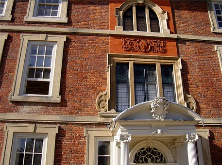 Forty Hall, Building Face, Britain, Architecture