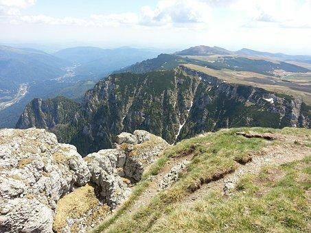 Romania, Busteni, Europe, Carpathians, Bucegi, Caraiman