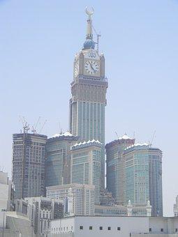 Al Abrar Mecca, Saudi Arabia, Building, Architecture